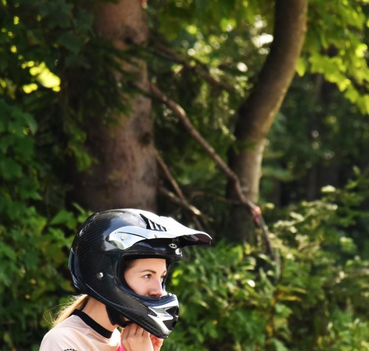 Stefanie Saringer Bikepark Semmering